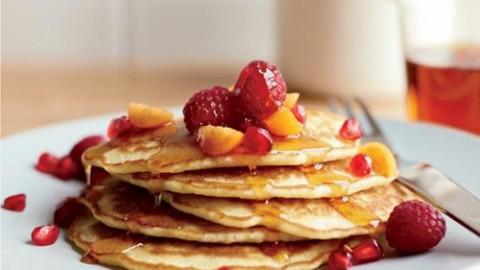 Les pancakes de Noël !