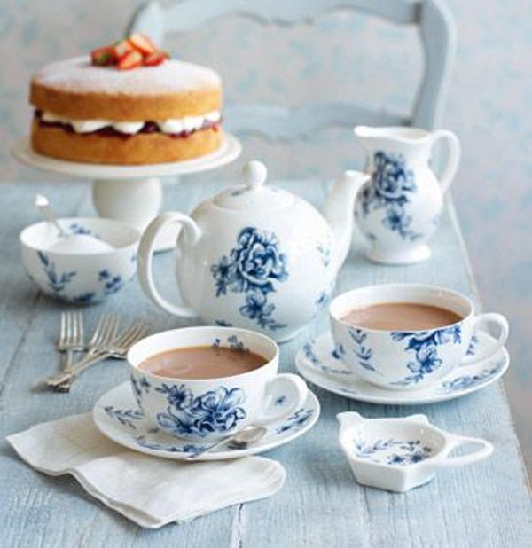Le rituel du th r gles d 39 or astuces conseils et coutumes for Set de table anglais
