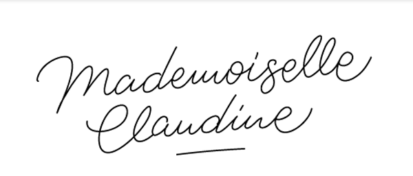 mademoiselle claudine