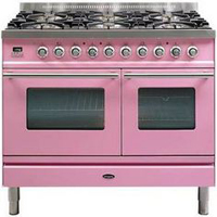 cuisinière rose