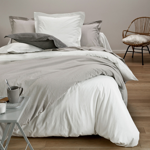 Linge de lit maison du monde finest beautiful wonderful - Jete de lit maison du monde ...