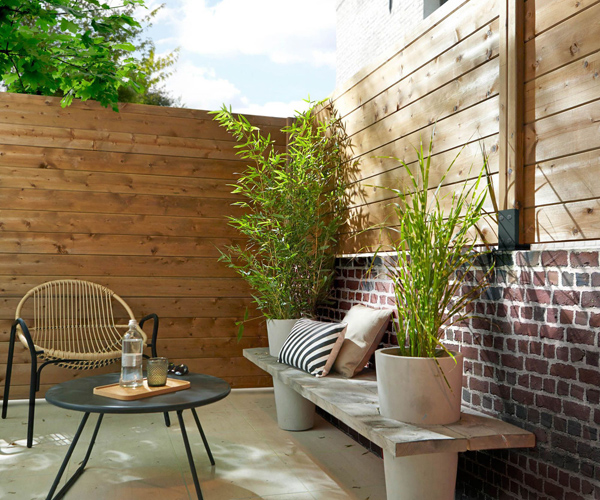 Mobilier jardin DIY