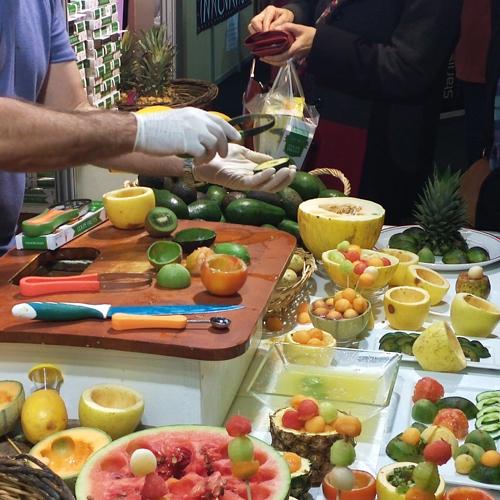 fruits foire