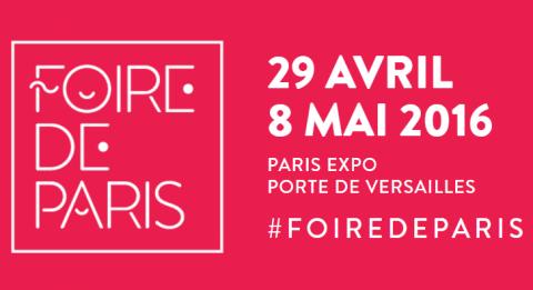 Foire de Paris : notre sélection