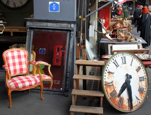 brocante chine