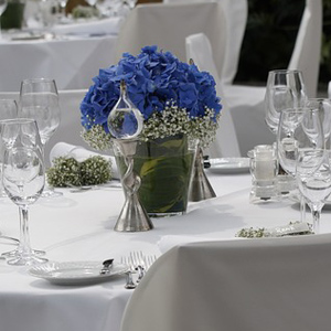 fleurs table mariage