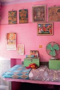 mur rose oriental
