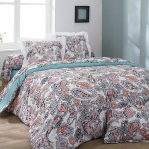 linge de lit indien