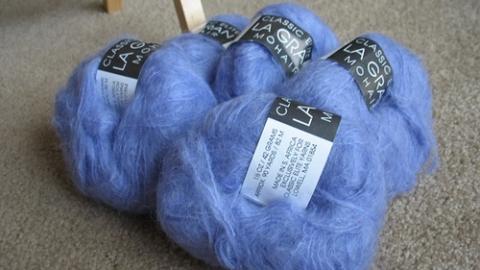 L'incontournable laine mohair