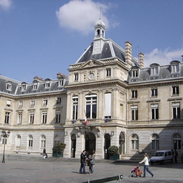 Paris Mairie 15ème