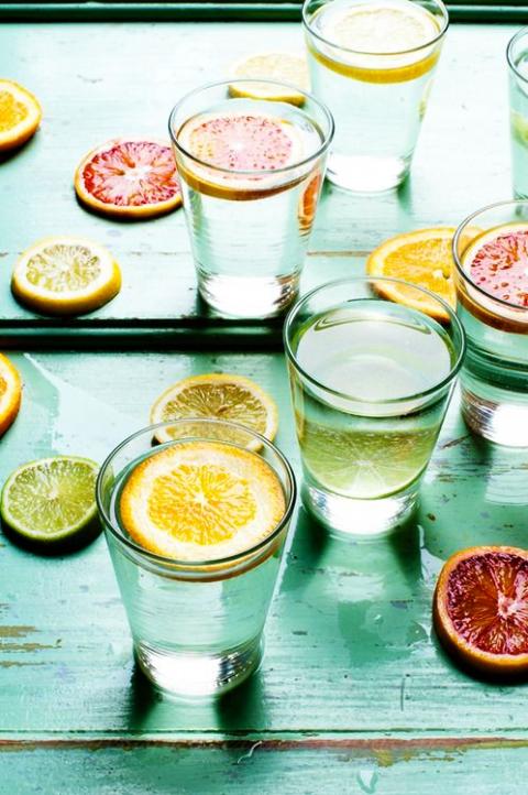 Detox water : le rafraîchissement fruité !