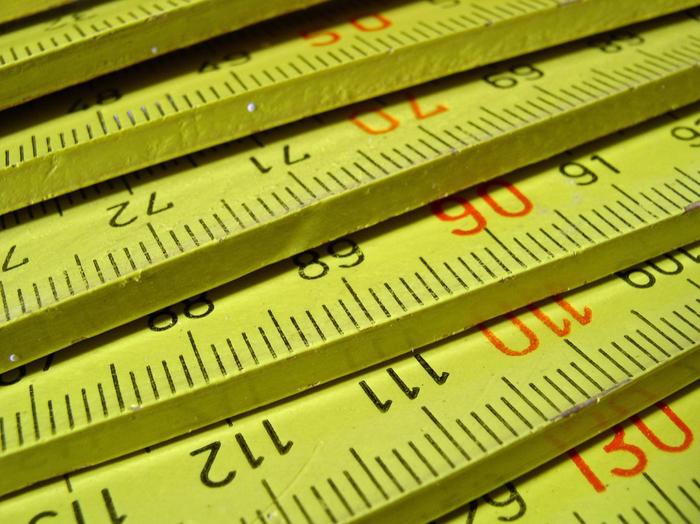 mètre mesure