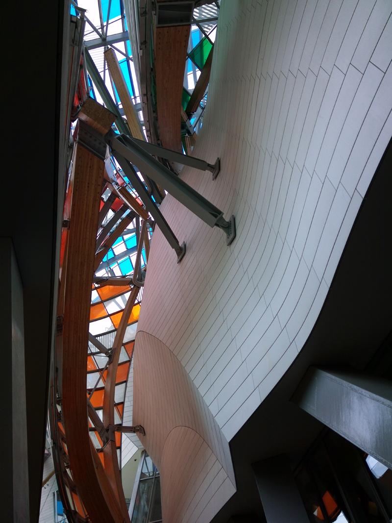 architecture Louis Vuitton acclimatation