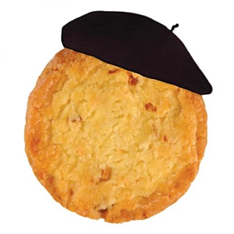 Découverte d'une biscuiterie bien normande !